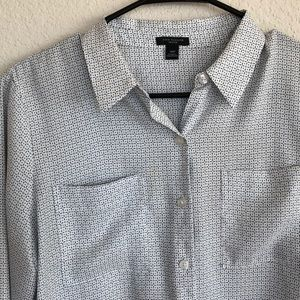 Ann Taylor Tops - 2for25 sale Ann Taylor button down blouse